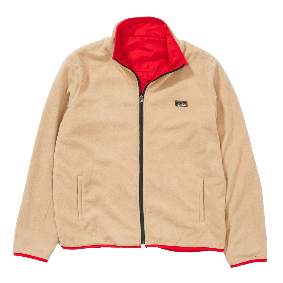 REVERSIBLE MOUNTAIN JACKET