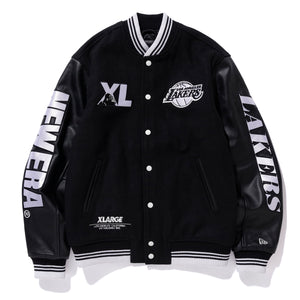 XLarge x New Era x NBA LA Lakers 94 Jacket, Tops  - XLarge Brand