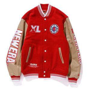 XLarge x New Era x NBA LA Clippers 94 Jacket, Tops  - XLarge Brand