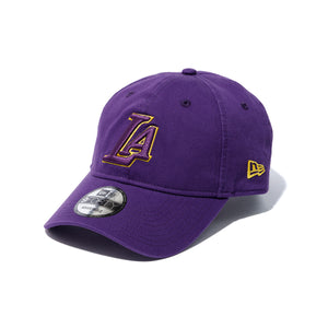XLarge x New Era x NBA 940 Unstructured LA Lakers Cap, Accessories  - XLarge Brand