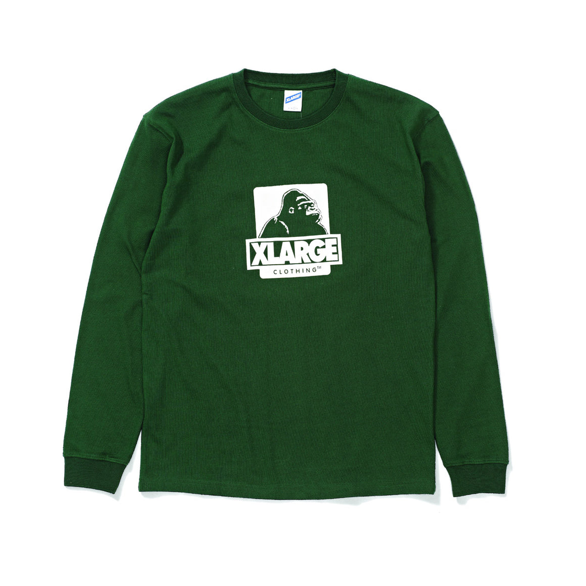 Classic OG LS Tee, Apparel  - XLarge Brand
