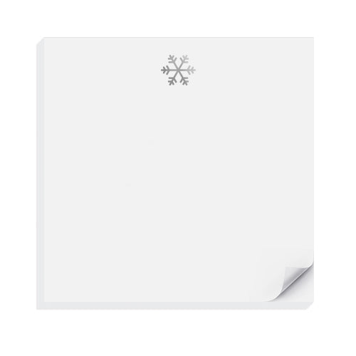 Snowflake (Silver or Gold)