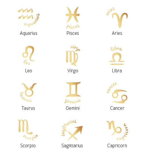 Zodiac (Choose Your Sign)