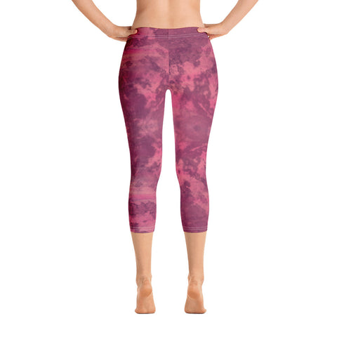 Capri Leggings | Yoga Wear | Sports Wear | Yoga Gear | Hiking Gear
