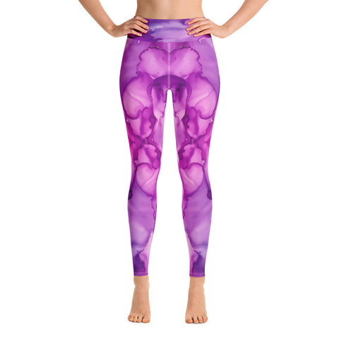 High Waist Yoga Leggings | Sportswear | Hiking Gear | Yoga Wear