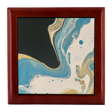 Off Shore Women's Jewelry Box - Exclusive Artwork