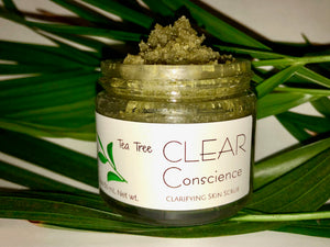 Clear Conscience Clarifying Scrub - Rooted Rituals