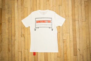 368 Marquee White Tee