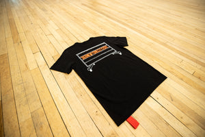 368 Marquee Black Tee