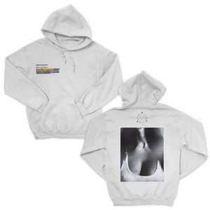 Facts White Hoodie