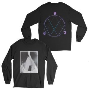 Facts Black Long Sleeve