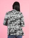 WINTER COLLECTION Camouflage Military Jacket