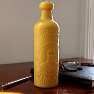 R Stothert & Sons, Atherton - Beeswax Candle
