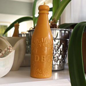 Darlington Bottling Company - Beeswax Candle