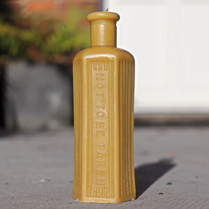 Poison Bottle - Beeswax Candle