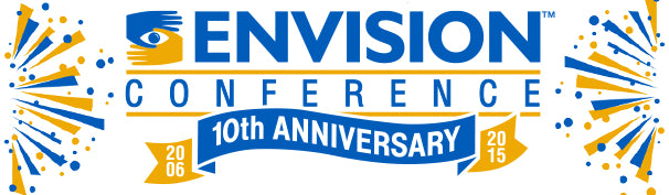 Attending the Envision Conference 2015