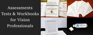 Assessment Tests and Wordbooks for Vision Professionals