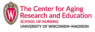 The Center for Aging Research and Education school of nursing UW Madioson - logo
