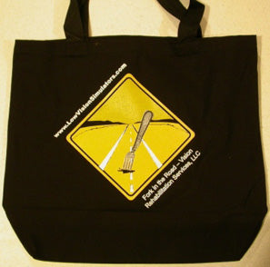 Fork In The Road Bag with our cool logo