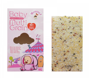 MommyJ Organic Multi-Grain 10m+ (900g)