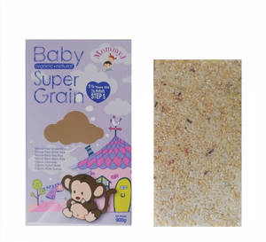 MommyJ Organic Super-Grain 18m+ (900g)