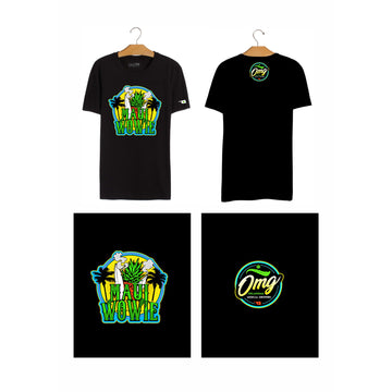 Maui Wowie T-Shirt, Grass-Hopper Dispensaries