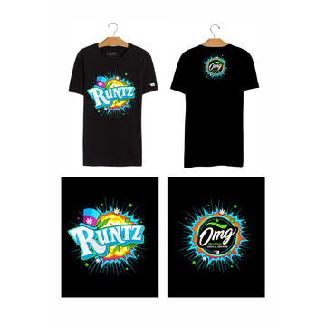 Runtz T-Shirt, Grass-Hopper Dispensaries
