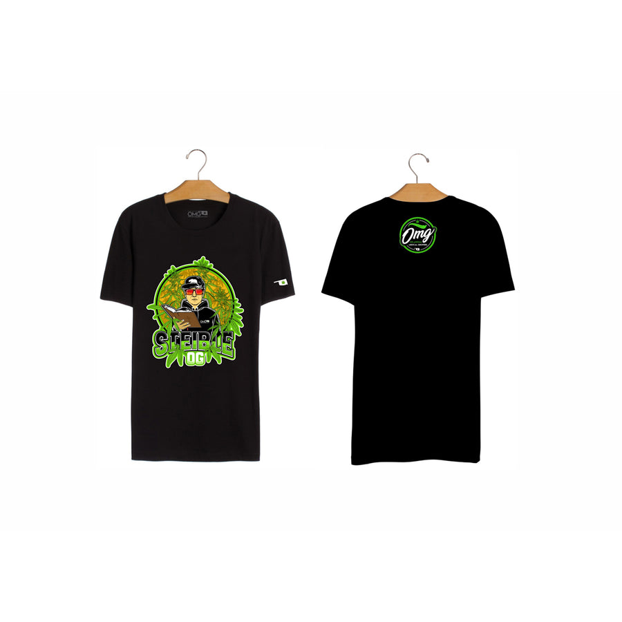 Steible OG T-Shirt, Grass-Hopper Dispensaries