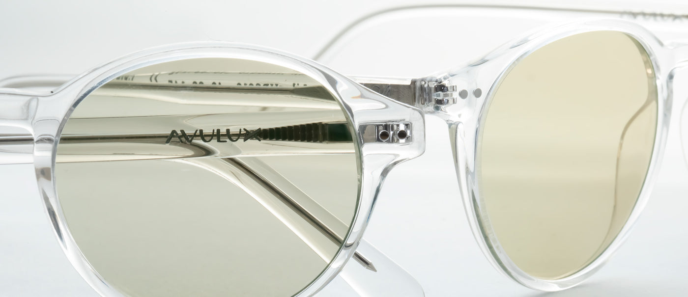Avulux Glasses for migraine and photophobia
