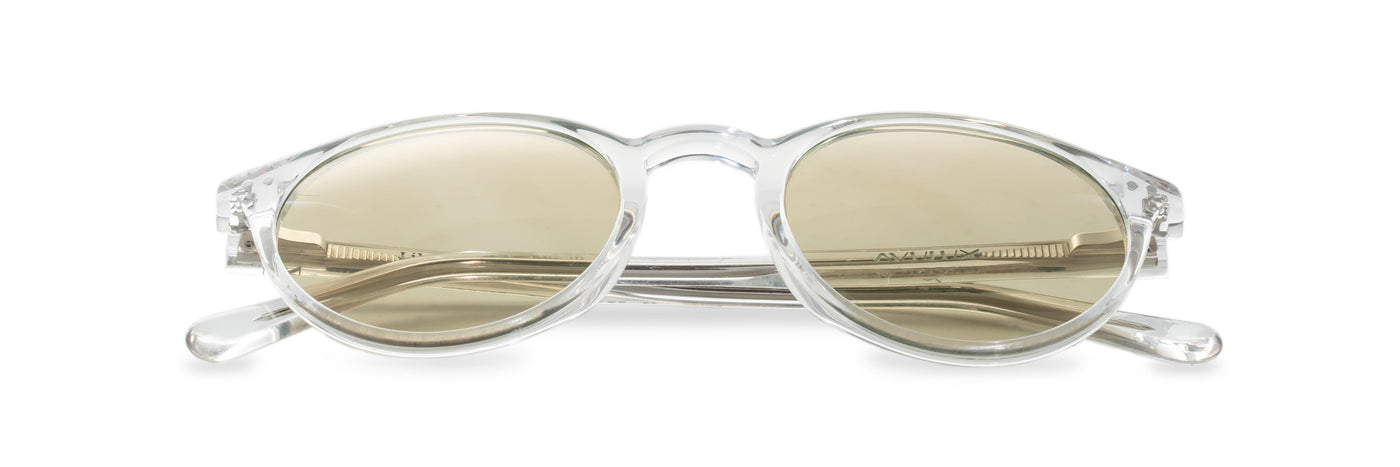 Avulux clear migraine and light sensitivity glasses