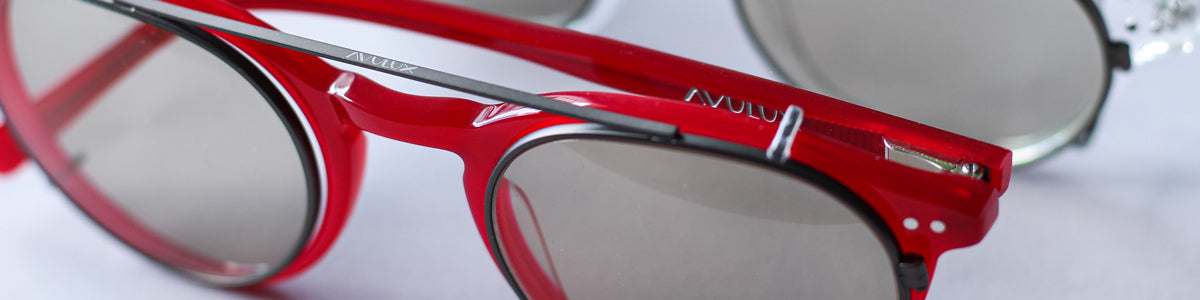 Avulux migraine relief glasses