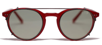 Avulux Light Sensitivity Lilu Glasses in Red for Rx
