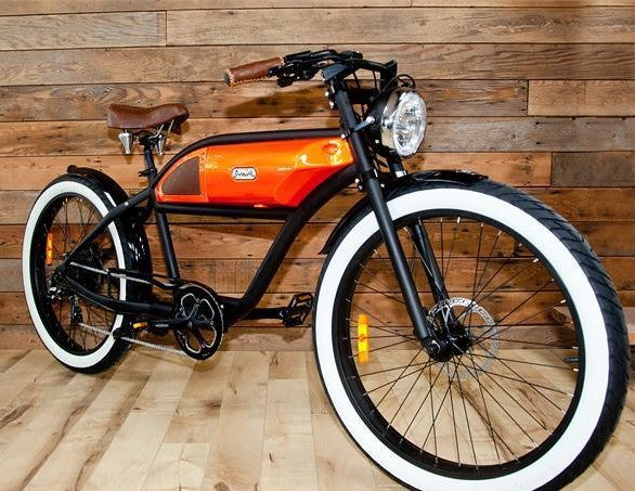 Greaser Electric Bike USA