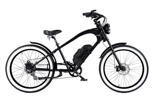 Michael Blast Vacay Beach Cruiser 500w Electric - Black/Black