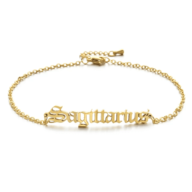 Tell Me Your Sign Bracelet - Trendznstuff