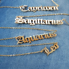Load image into Gallery viewer, What's Your Sign Necklace - Trendznstuff