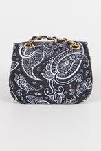 Load image into Gallery viewer, Mini Bandana Print Crossbody Purse - Trendznstuff
