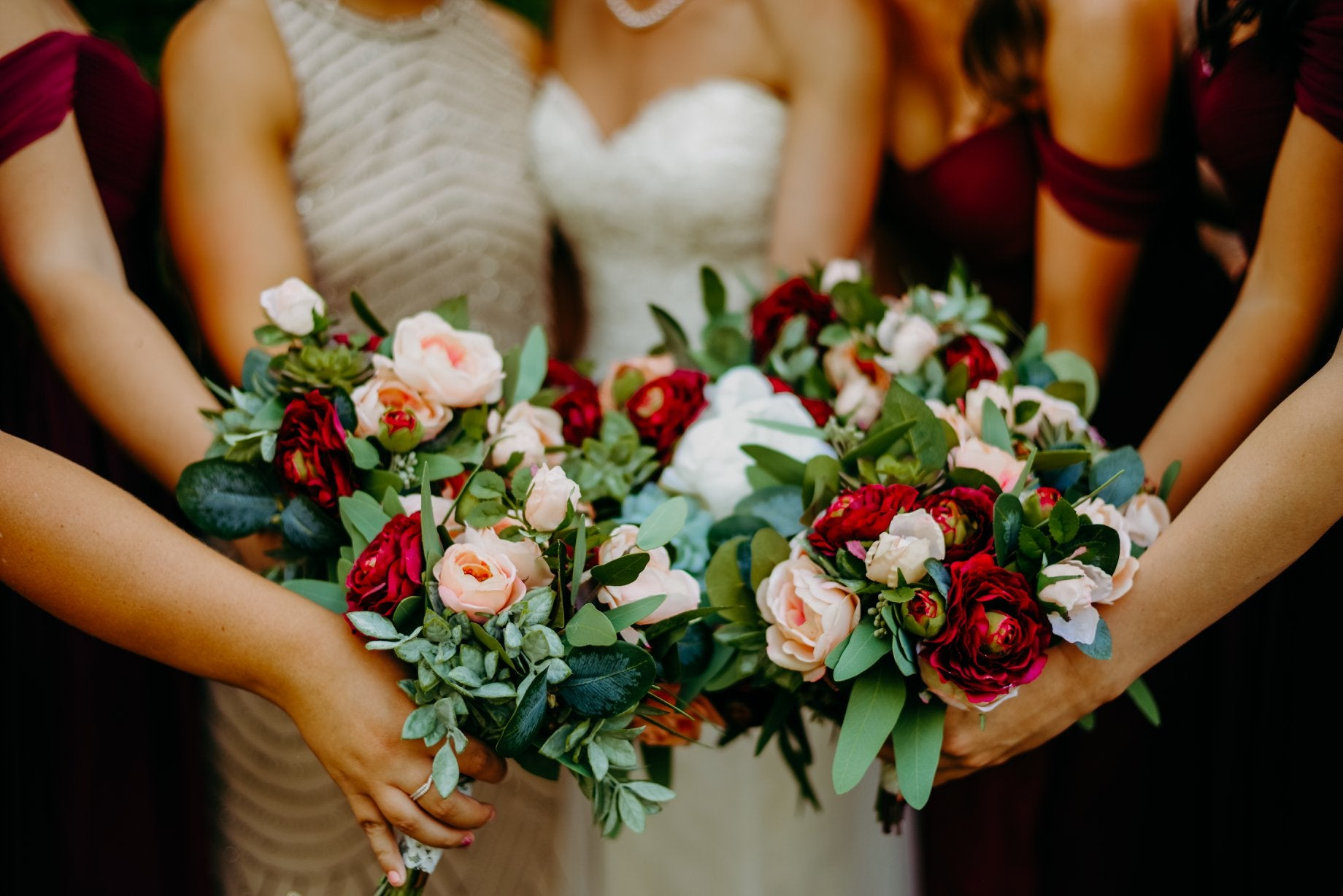 7 Tips for Selecting Your Wedding Flowers