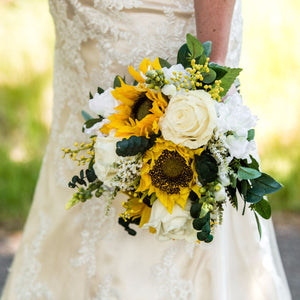 Why We Began Carrying Flowers at Weddings