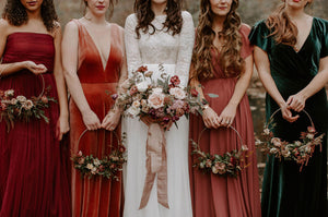 Unique Bridesmaid Bouquet Ideas