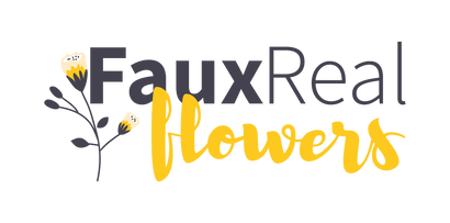 Faux Real Flowers