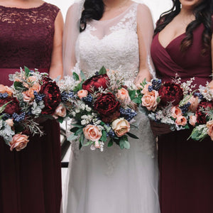All Bouquets - Matching Bridesmaid Bouquet