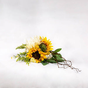 Faux Bouquet Sunflower - Bridesmaid