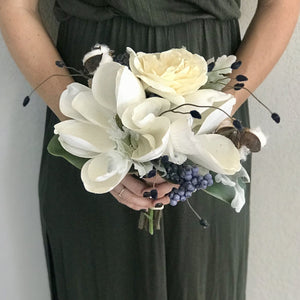 Magnolia Bridesmaid Bouquet