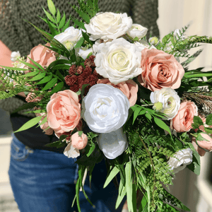 Peach Madness Bouquets