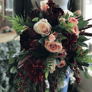 Mount Evans Bridal Bouquet