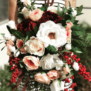 Crestone Peak Bridal Bouquet