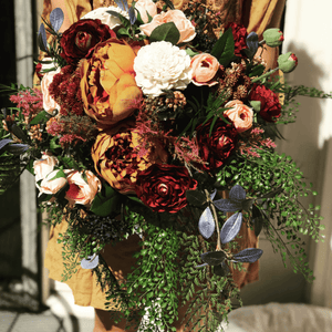 Harvest Mood Bridal Bouquet