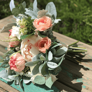 Amalfi Coast Bridal Bouquet