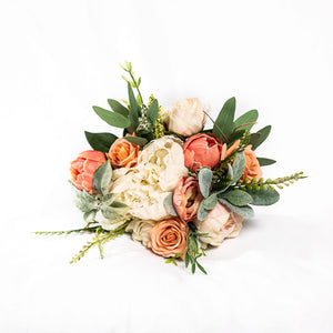 Silk Bouquet Pastel - Bridesmaid